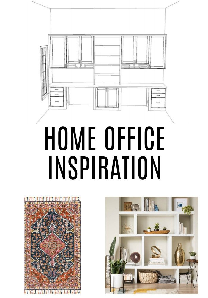 home office plan. Home Office Design Inspiration Plan