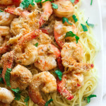 easy shrimp scampi recipe you'll love!