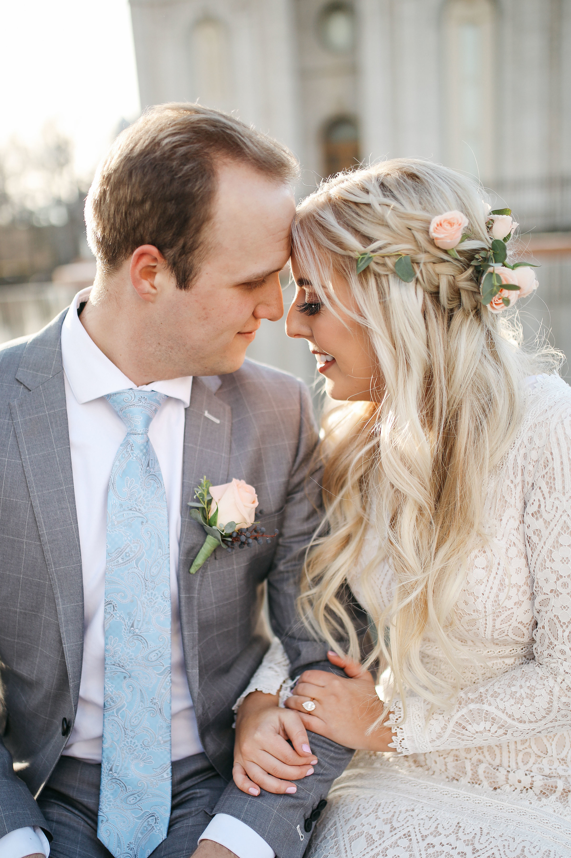 Lauren's Wedding Details and Love Story