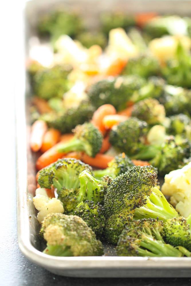 Italian Roasted Vegetable Medley