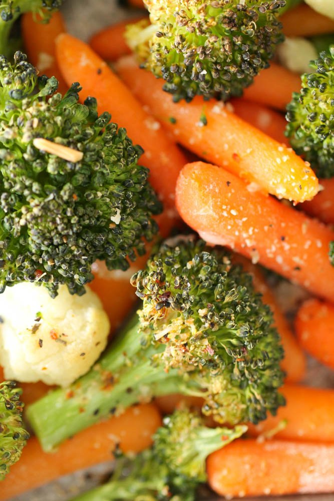 Italian Roasted Vegetable Medley Recipe