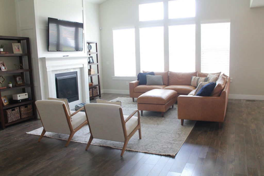 Living Room Update With Interior Define