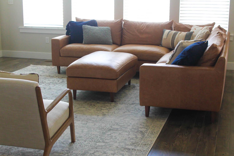 Living Room Floor Update with eSaleRugs