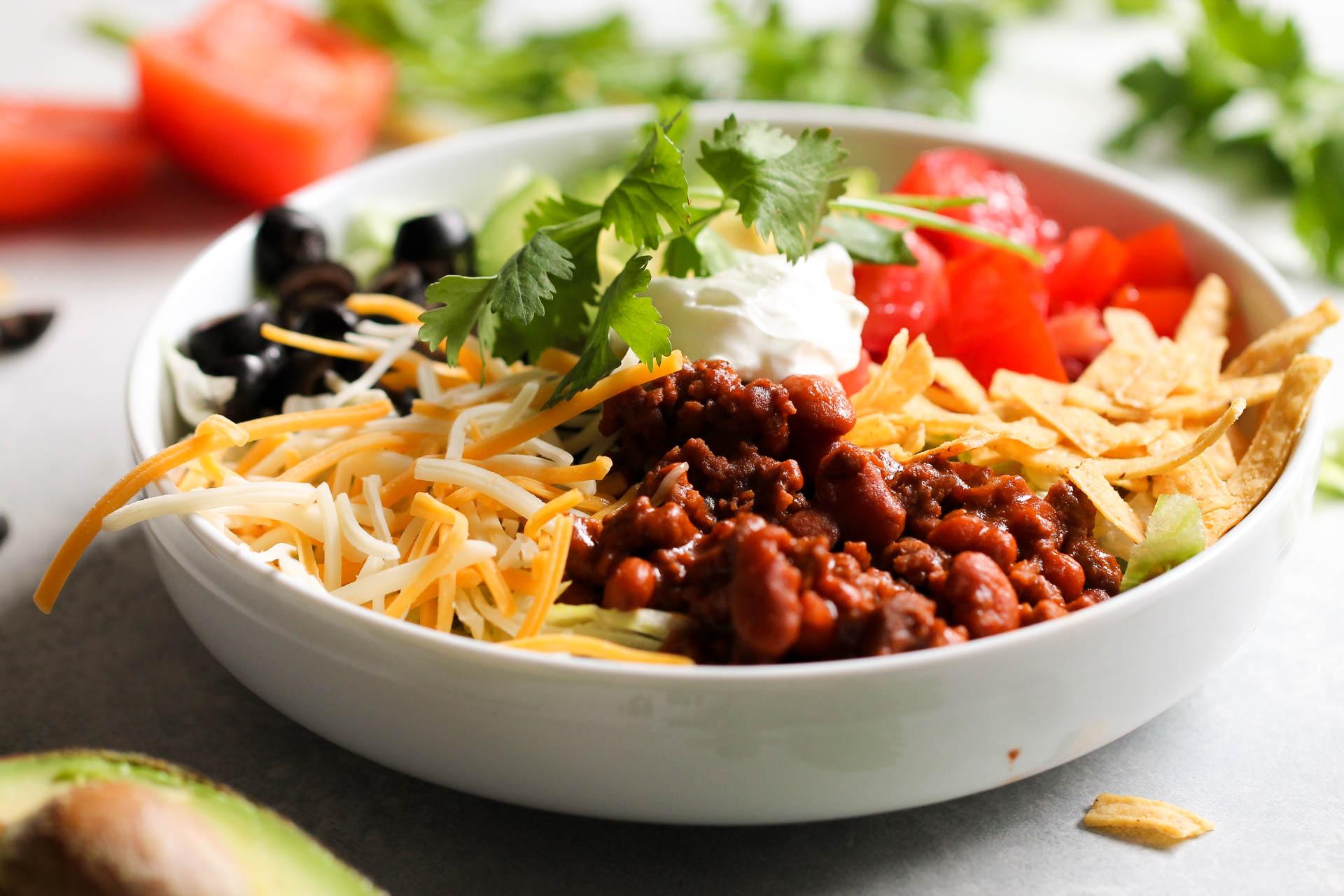 Favorite Taco Salad