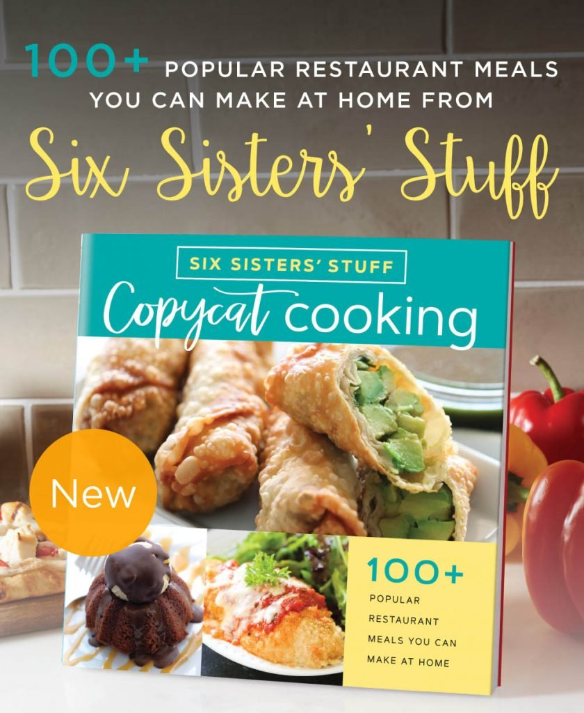 image of six sisters stuff copycat cooking cookbook