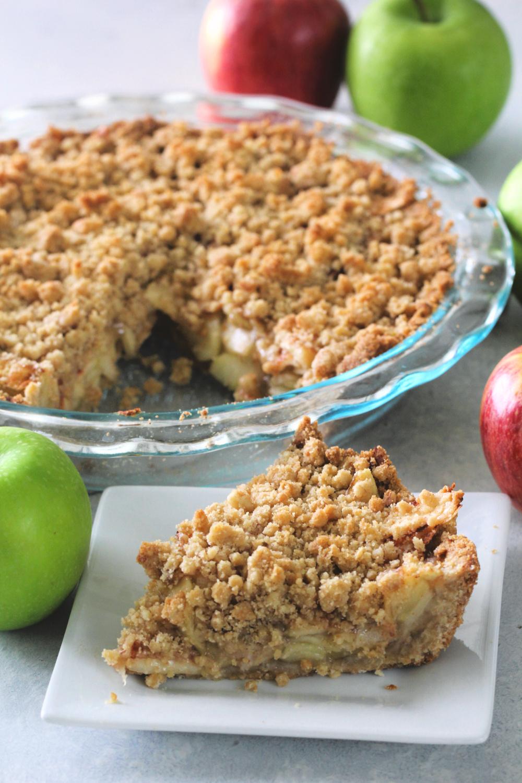 The Best Dutch Apple Pie Recipe So Good