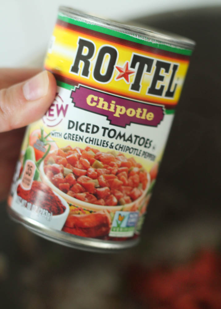 Rotel Chipotle Diced Tomatoes