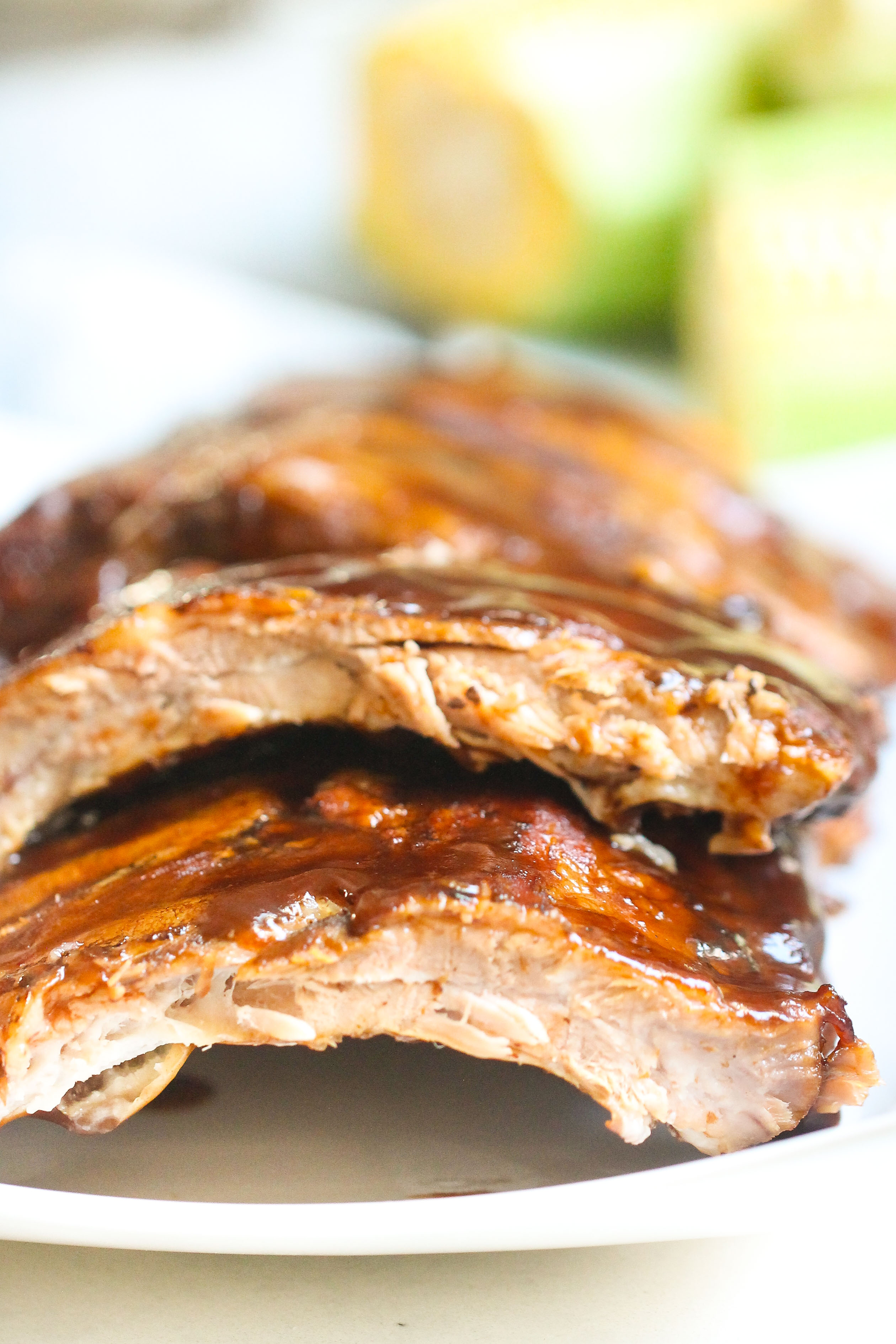 Instant Pot Fall Off the Bone BBQ Ribs