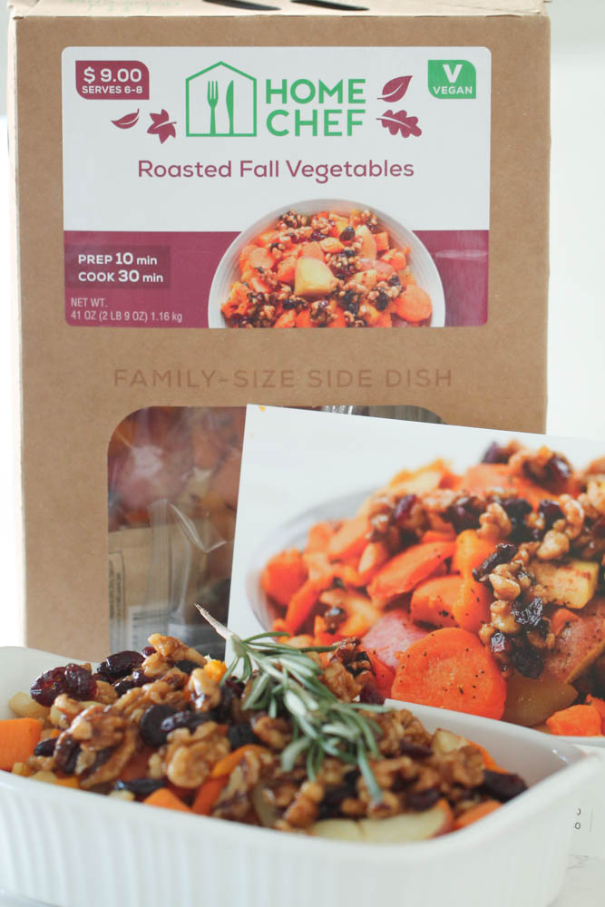 Slow Cooker Savory Turkey with Kroger Home Chef Side Dishes