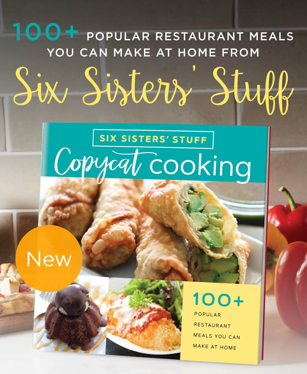Copycat Cooking Cookbook with six sisters