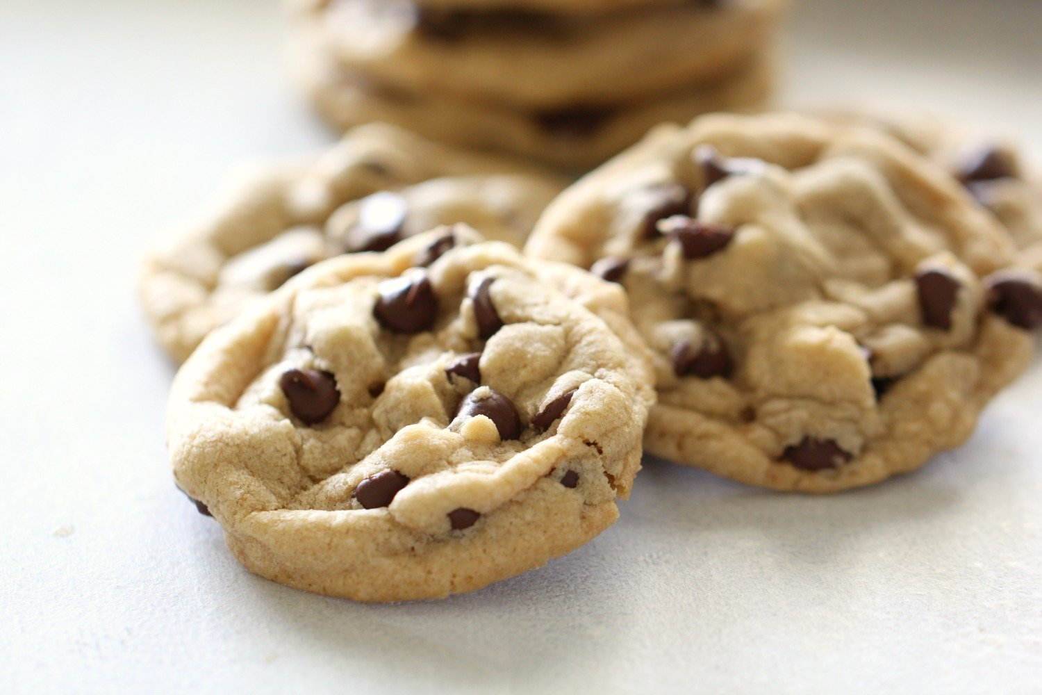 Chocolate Chip Cookies together