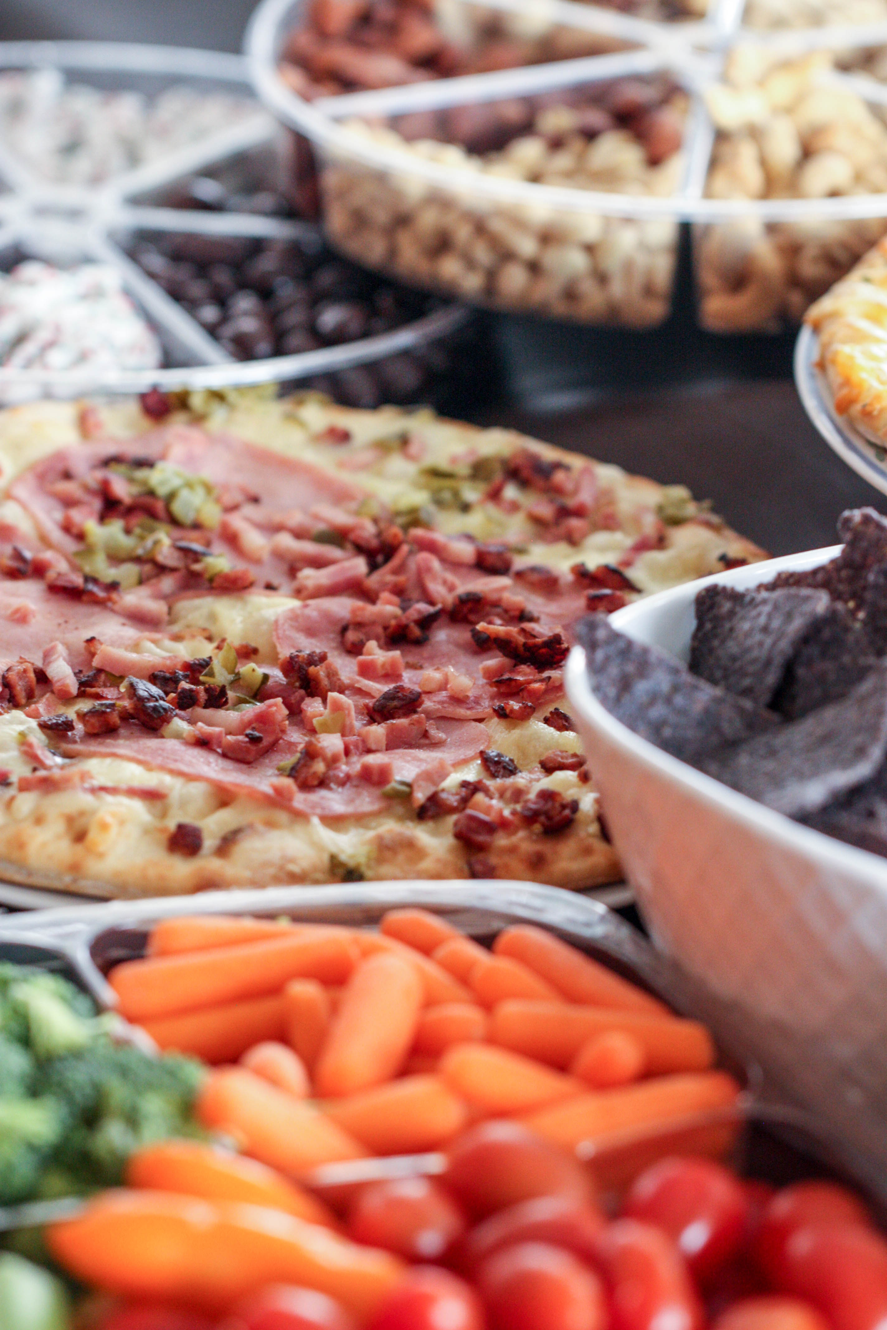 Big Game Day Treats and Family Friendly Charcuterie Board
