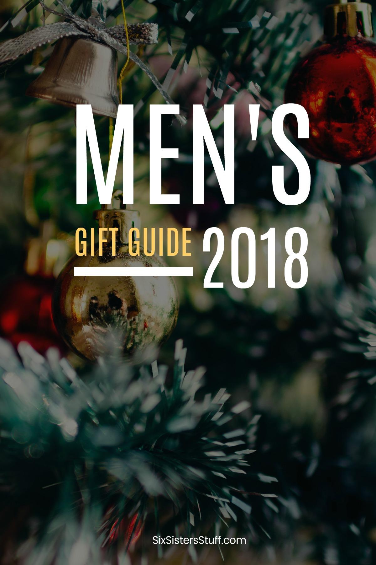 Men's Gift Guide 2018