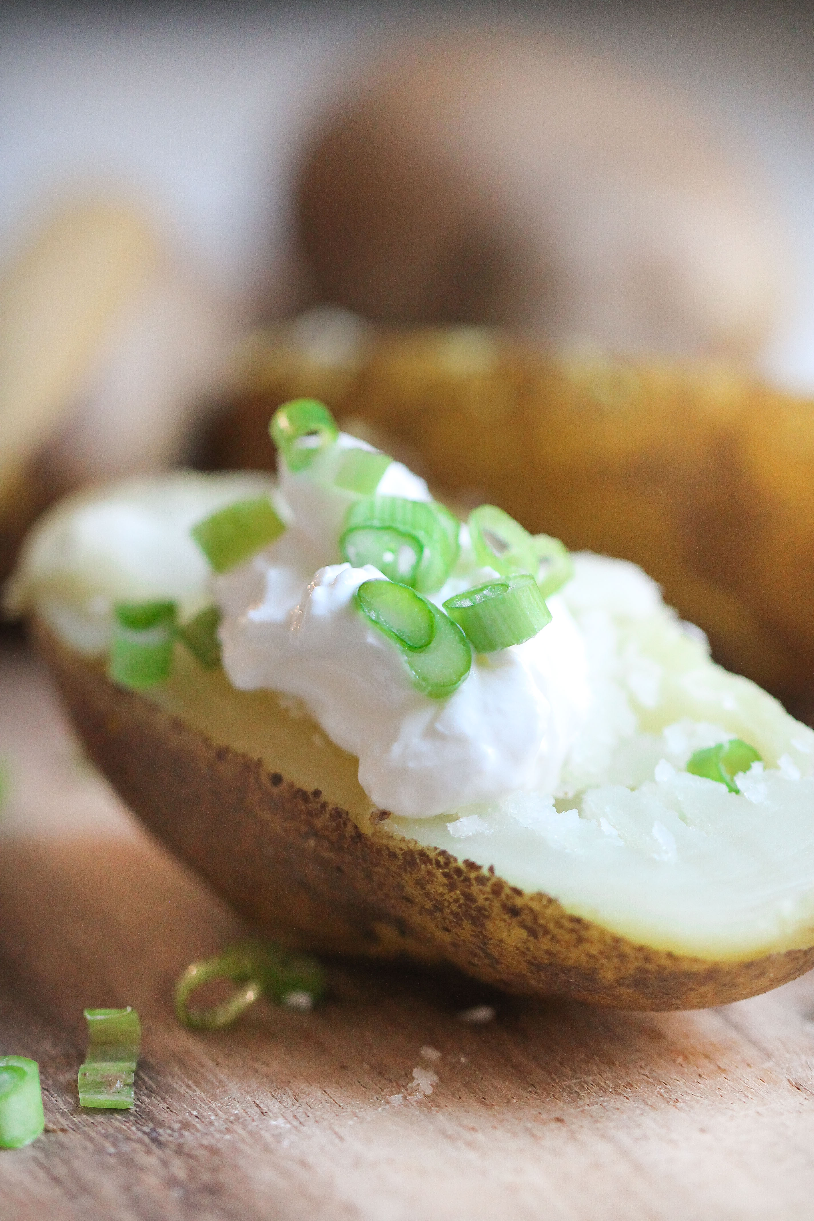 Instant Pot Baked Potatoes (No More Foil!)