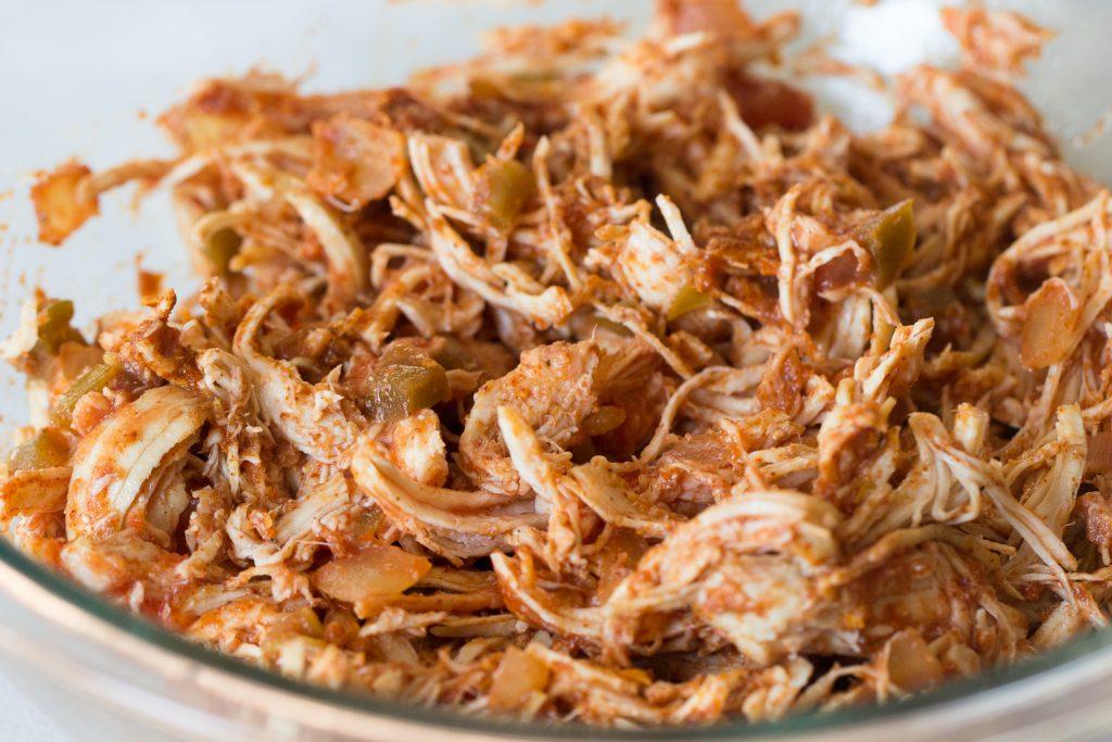 Rotisserie Chicken with Seasonings