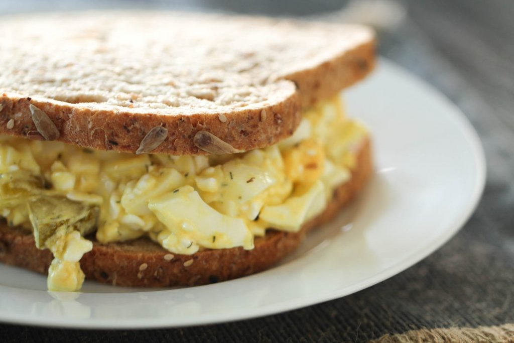 High Protein Egg Salad Sandwiches Six Sisters Stuff