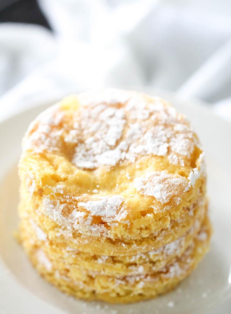 Lemon Cake Mix Cool Whip Cookies Six Sisters Stuff