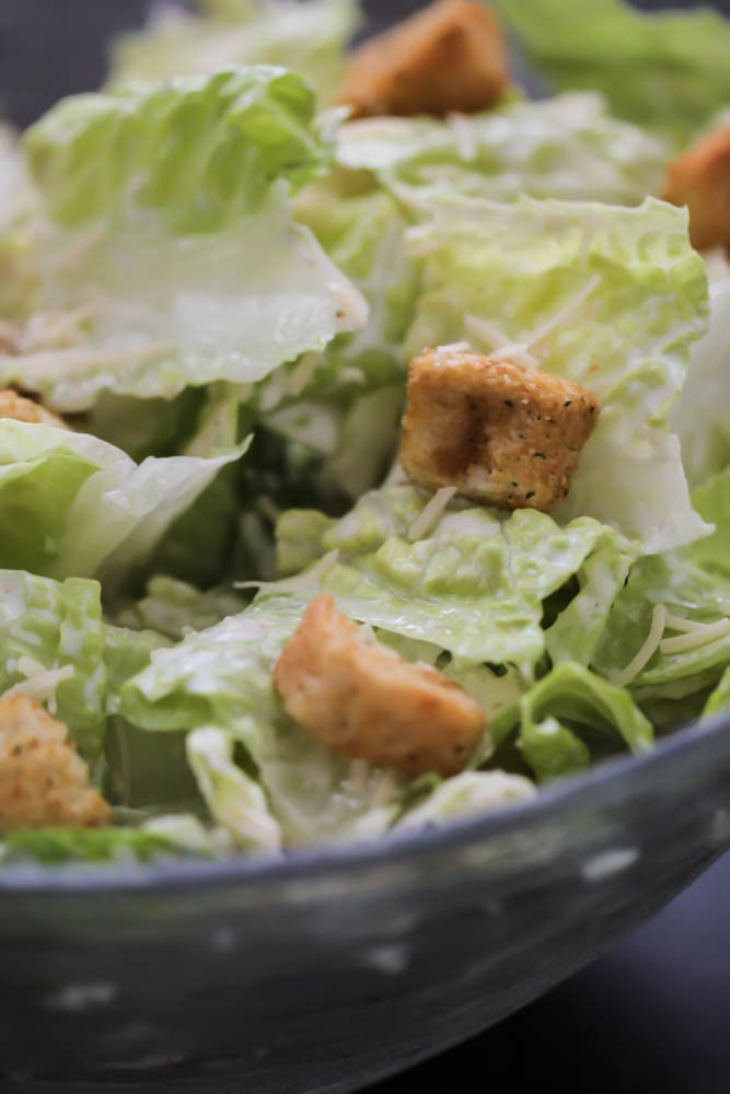 Caesar Salad Recipes Without Anchovies