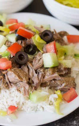 Instant Pot Pork Chile Verde Pressure Cooker Recipe