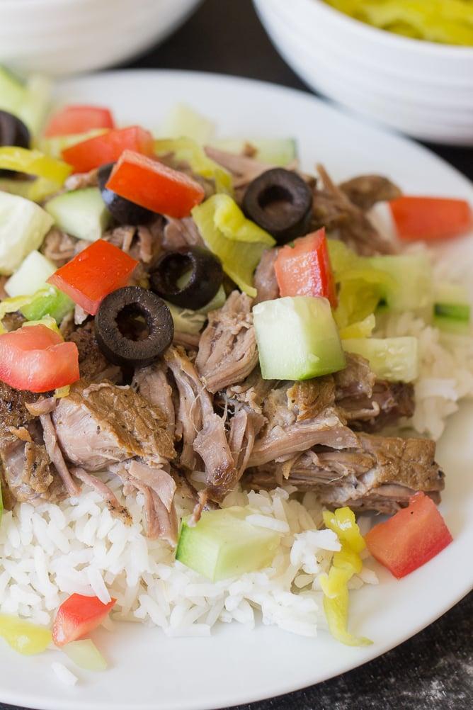 Instant Pot Kalua Pork Roast