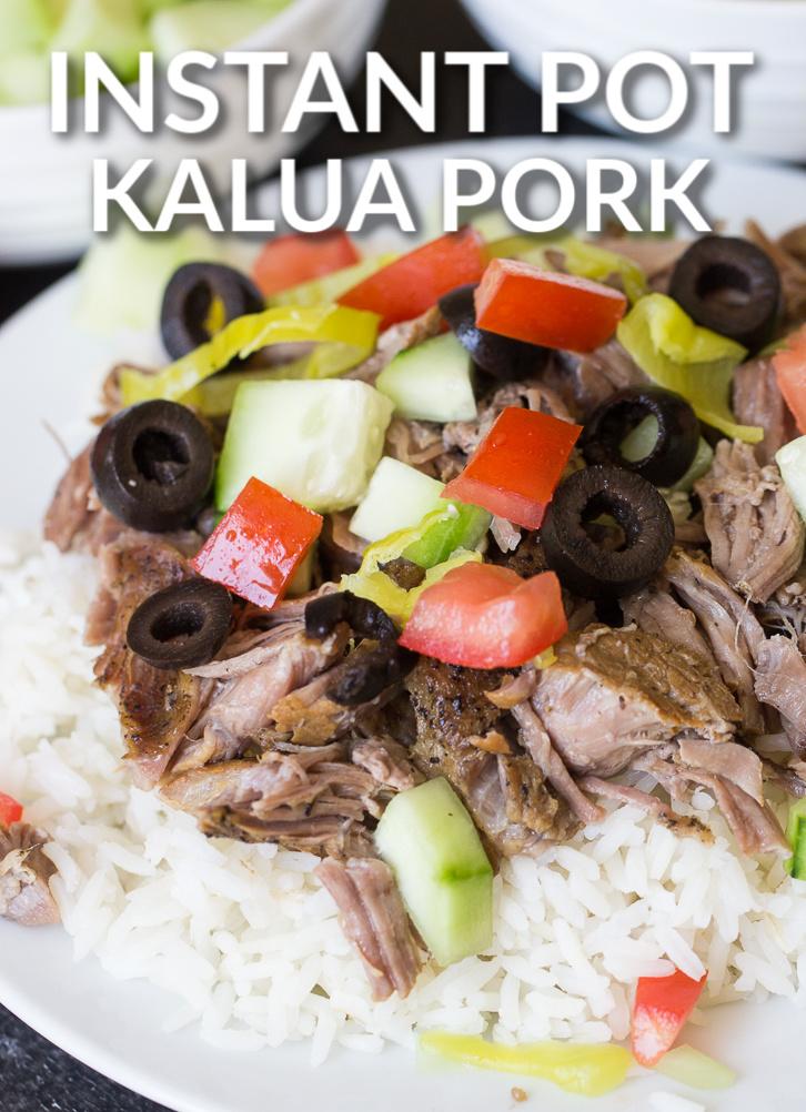 Instant Pot Kalua Pork Roast Recipe