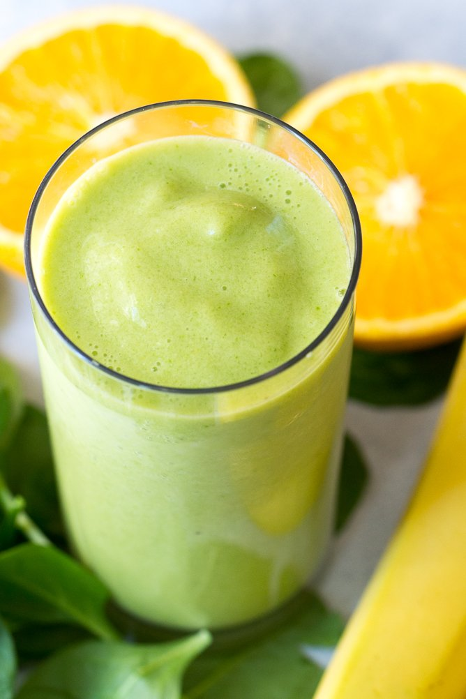 Healthy Immunity Boost Smoothie