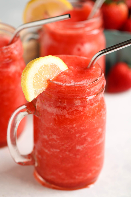 Copycat Lemonberry Slush