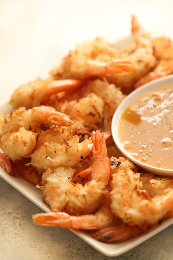 Outback Steakhouse Copycat Coconut Shrimp