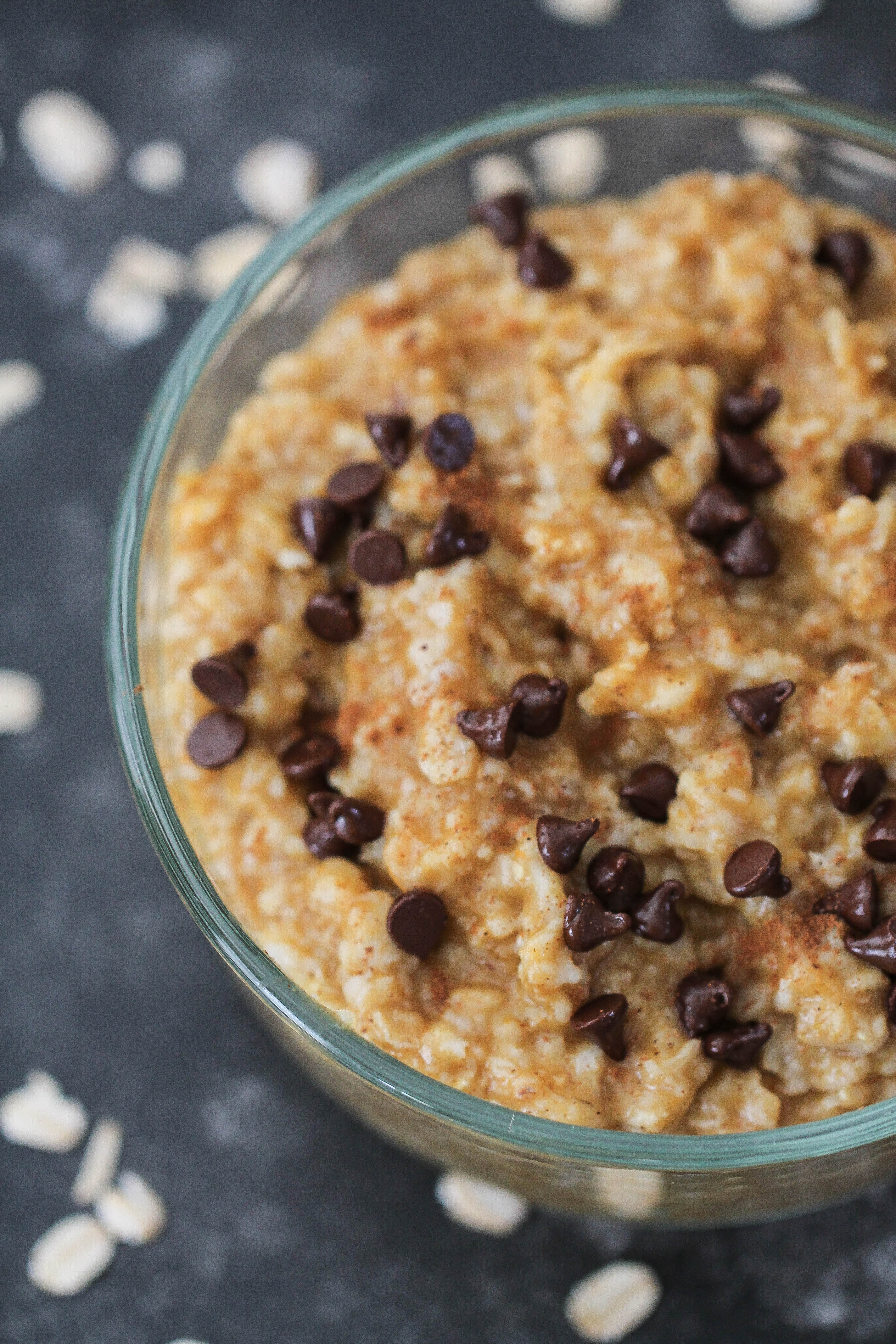 EASY Instant Pot Oatmeal