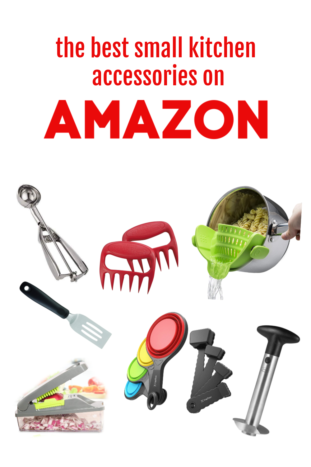 8 of the BEST Small Kitchen Accessories on Amazon
