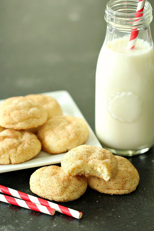 Snickerdoodle Cake Mix Cookies Recipe