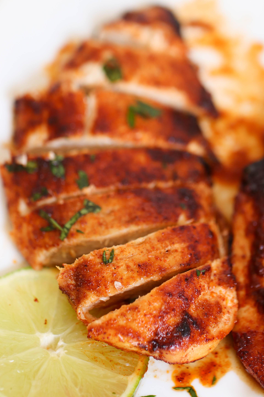 Spicy Honey-Glazed Chicken Recipe