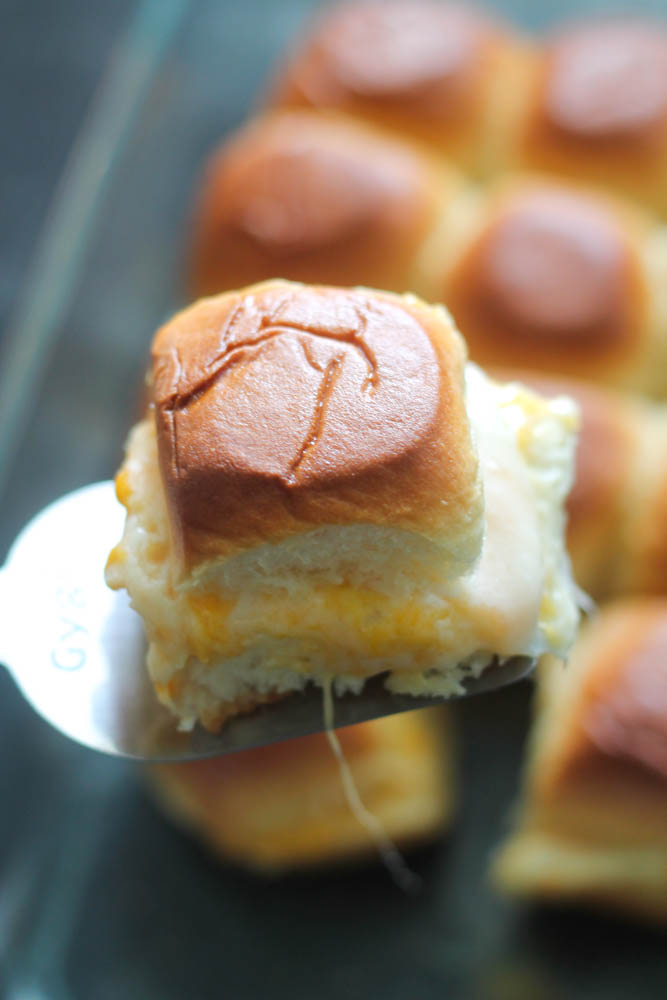 Grilled Cheese Sliders