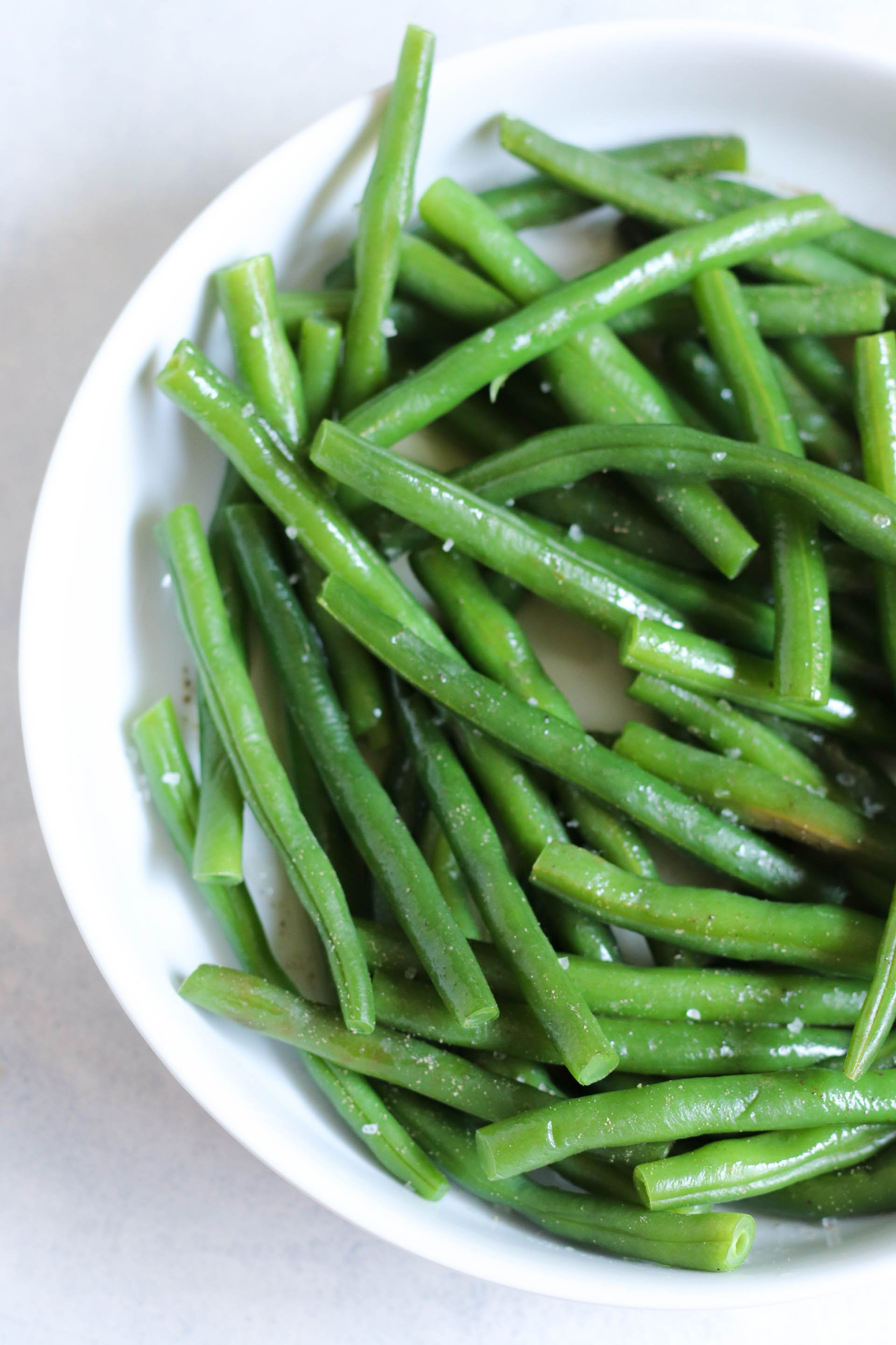 How to Make Instant Pot Green Beans