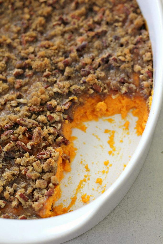 Instant Pot Sweet Potato Casserole Six Sisters Stuff
