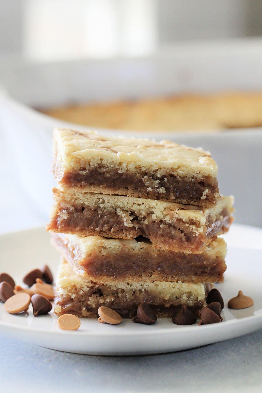 Cake Mix Cookie Bars Recipe