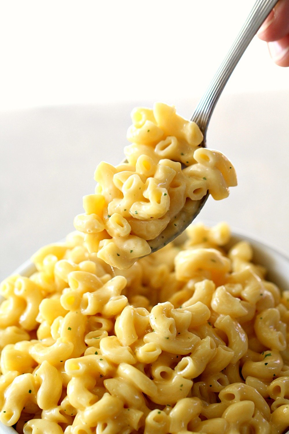 Instant Pot Creamy Macaroni and Cheese Recipe