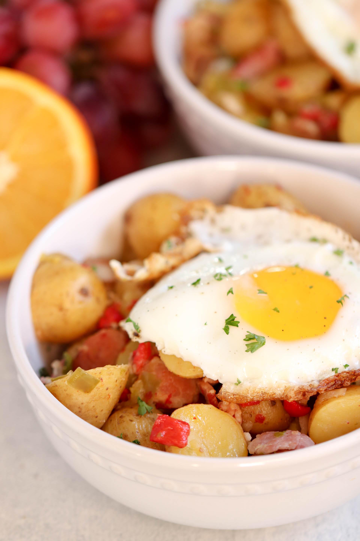Instant Pot Breakfast Hash