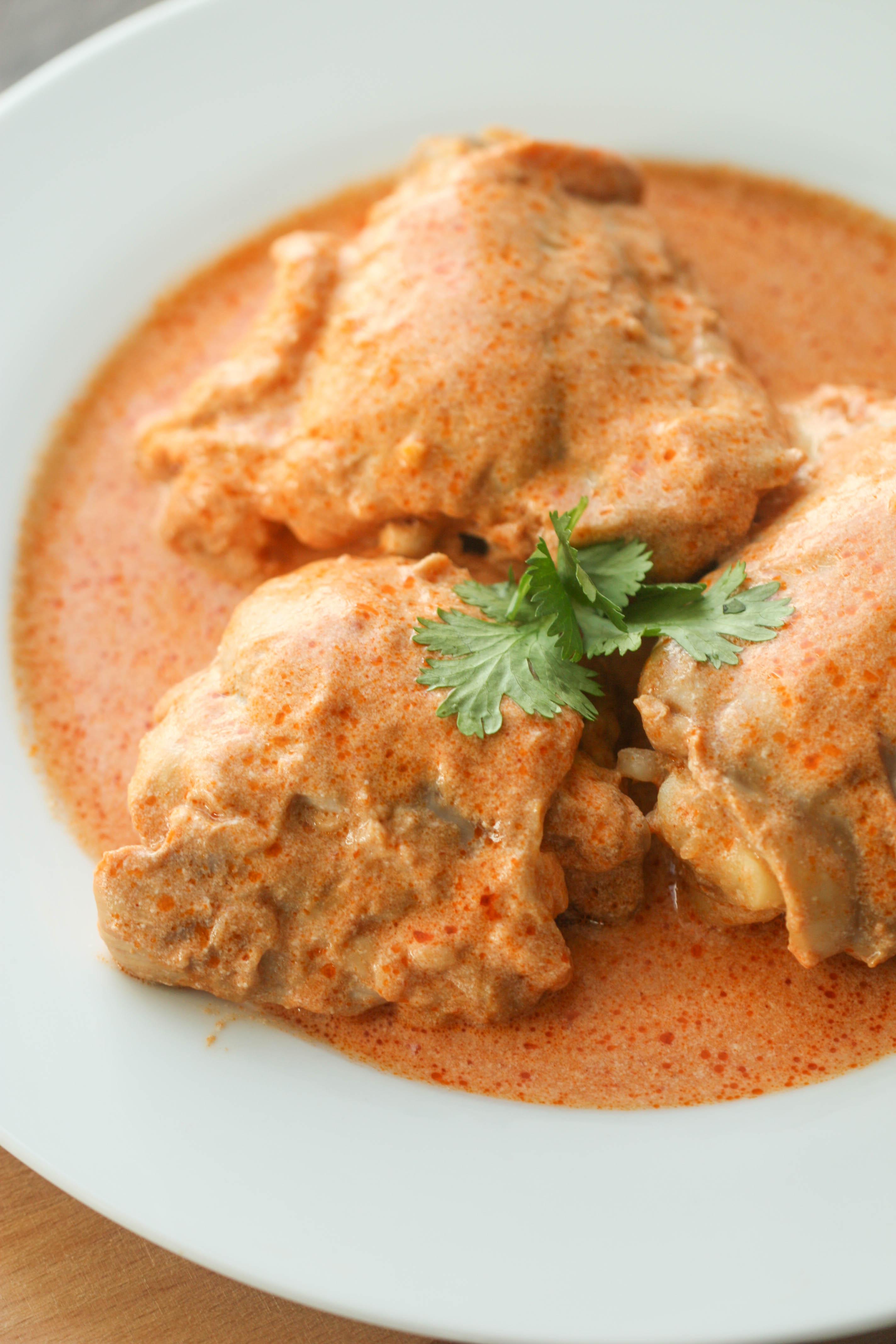 Instant Pot Creamy Tomato Chicken