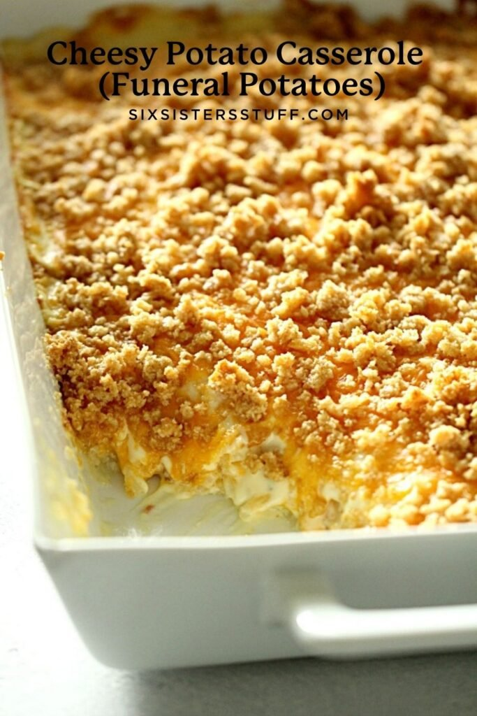 cheesy hashbrown potatoes freezer meal
