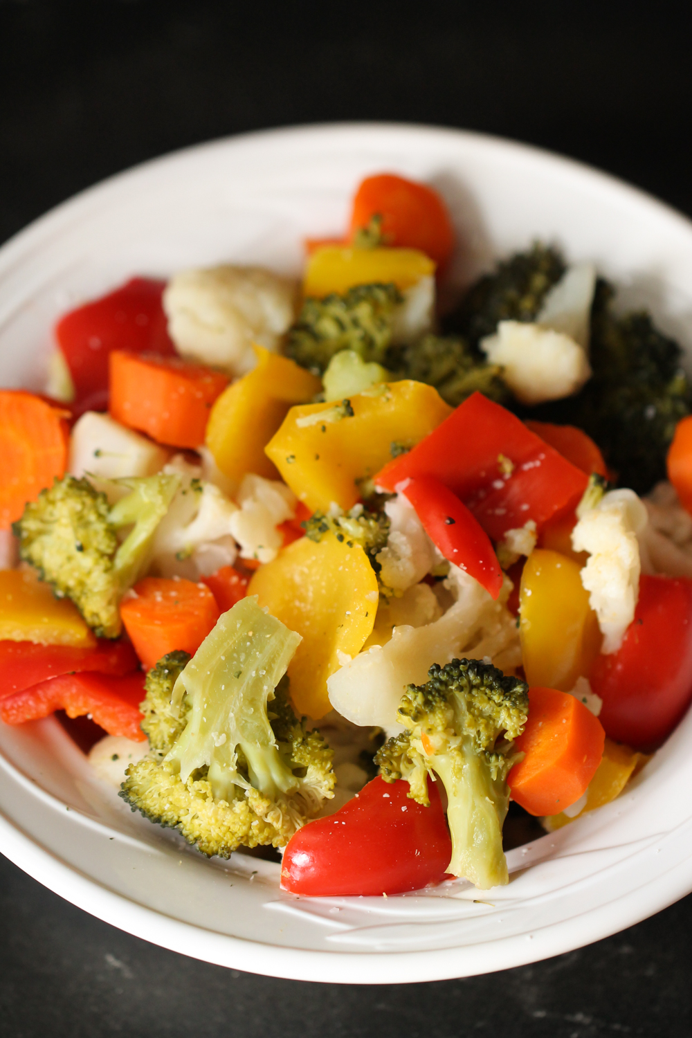 Instant Pot Perfectly Steamed Vegetables Recipe