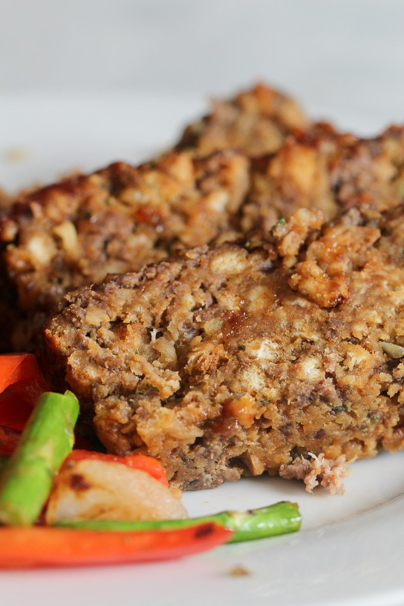Easy Sunday Meatloaf Recipe