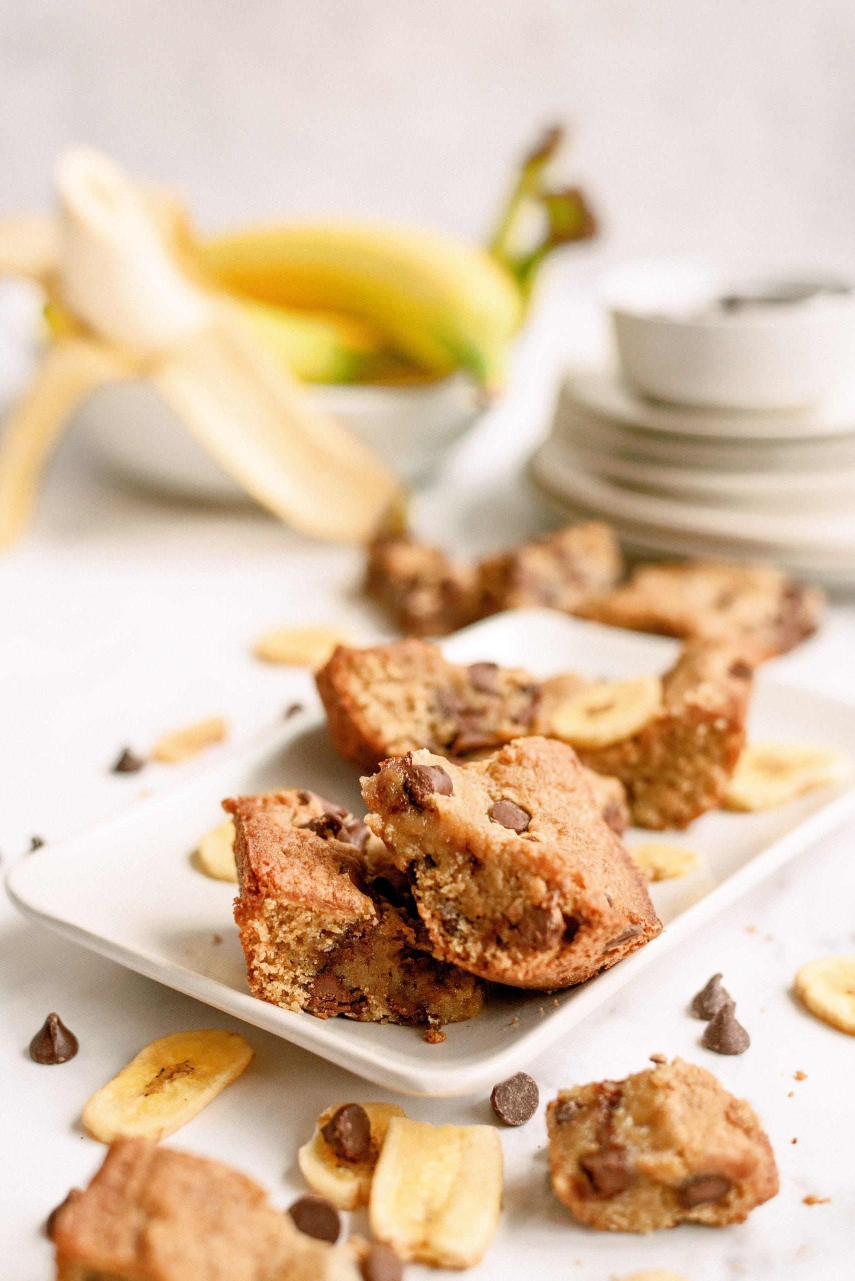 Chunky Monkey Brownies Recipe