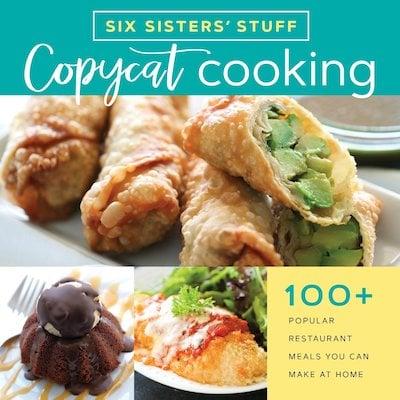 Copycat Cooking Cookbook