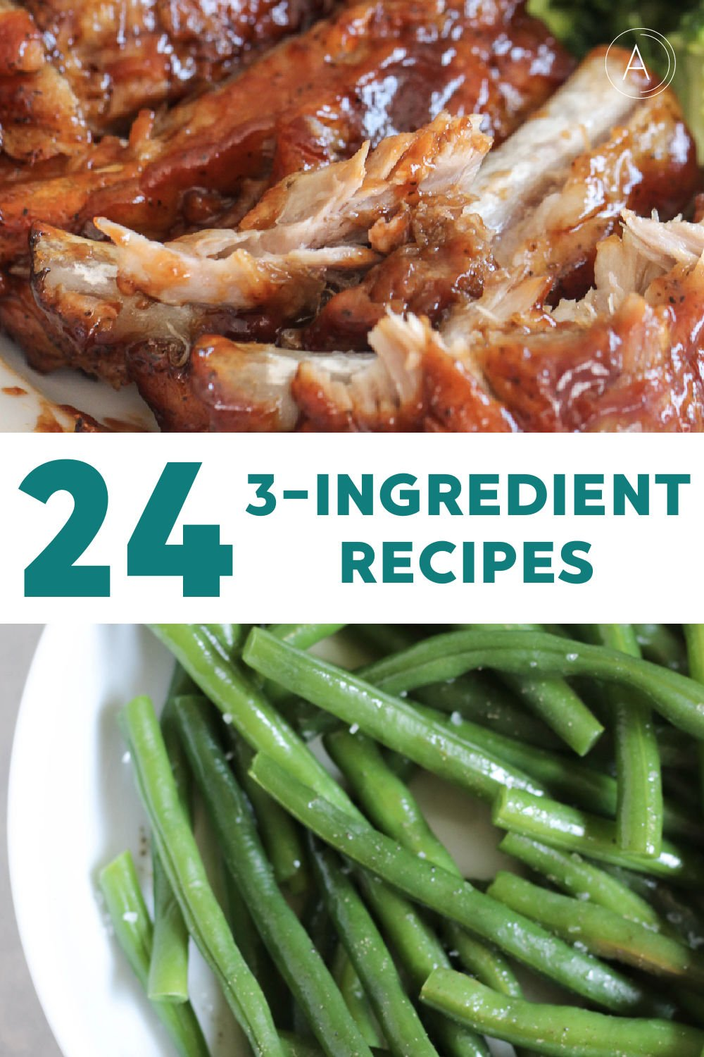 24 of the Easiest 3 Ingredient Recipes