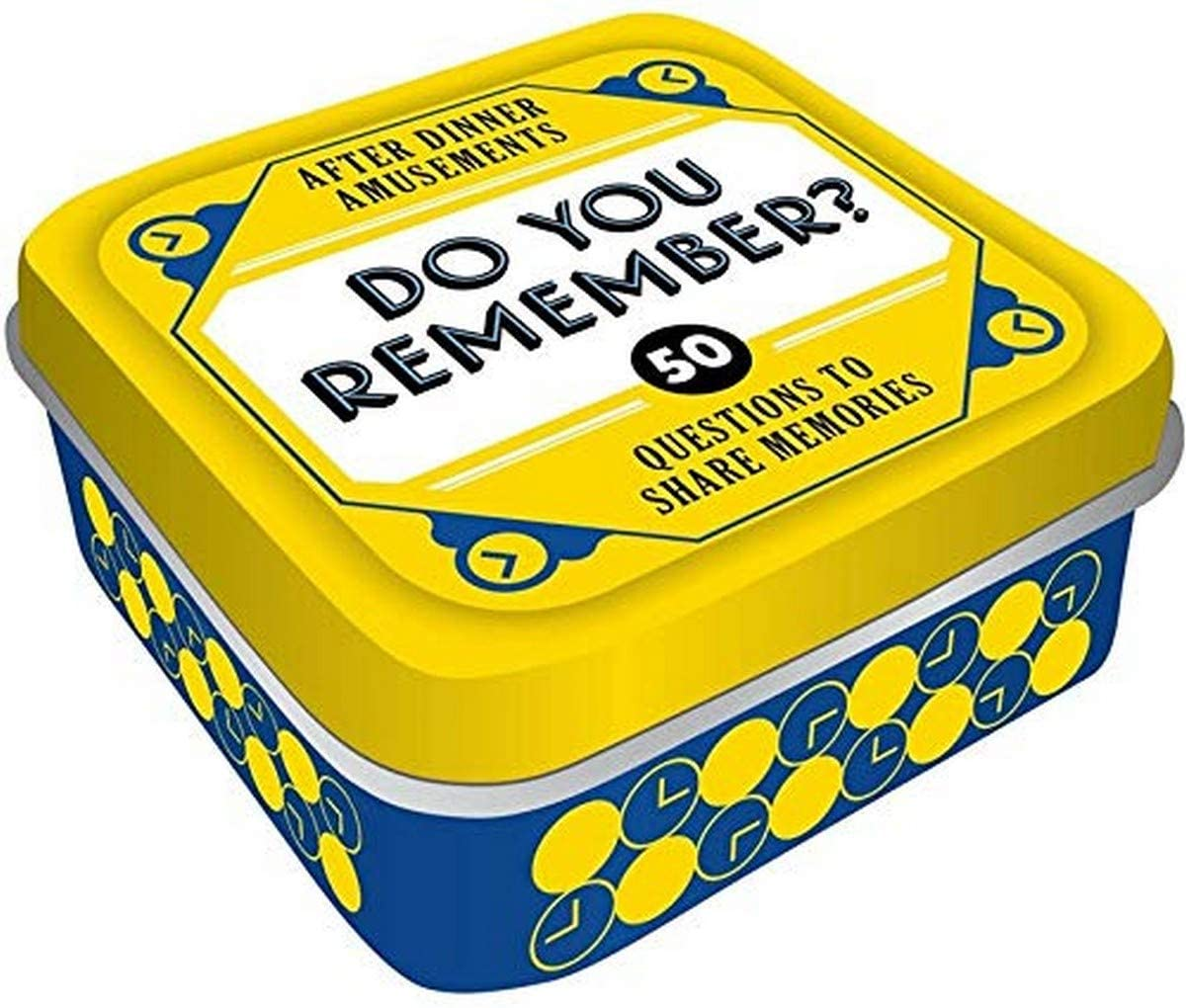 Do you remember card game for gift giving.