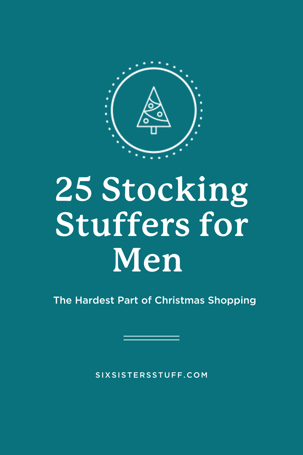 The BEST Stocking Stuffers for Men