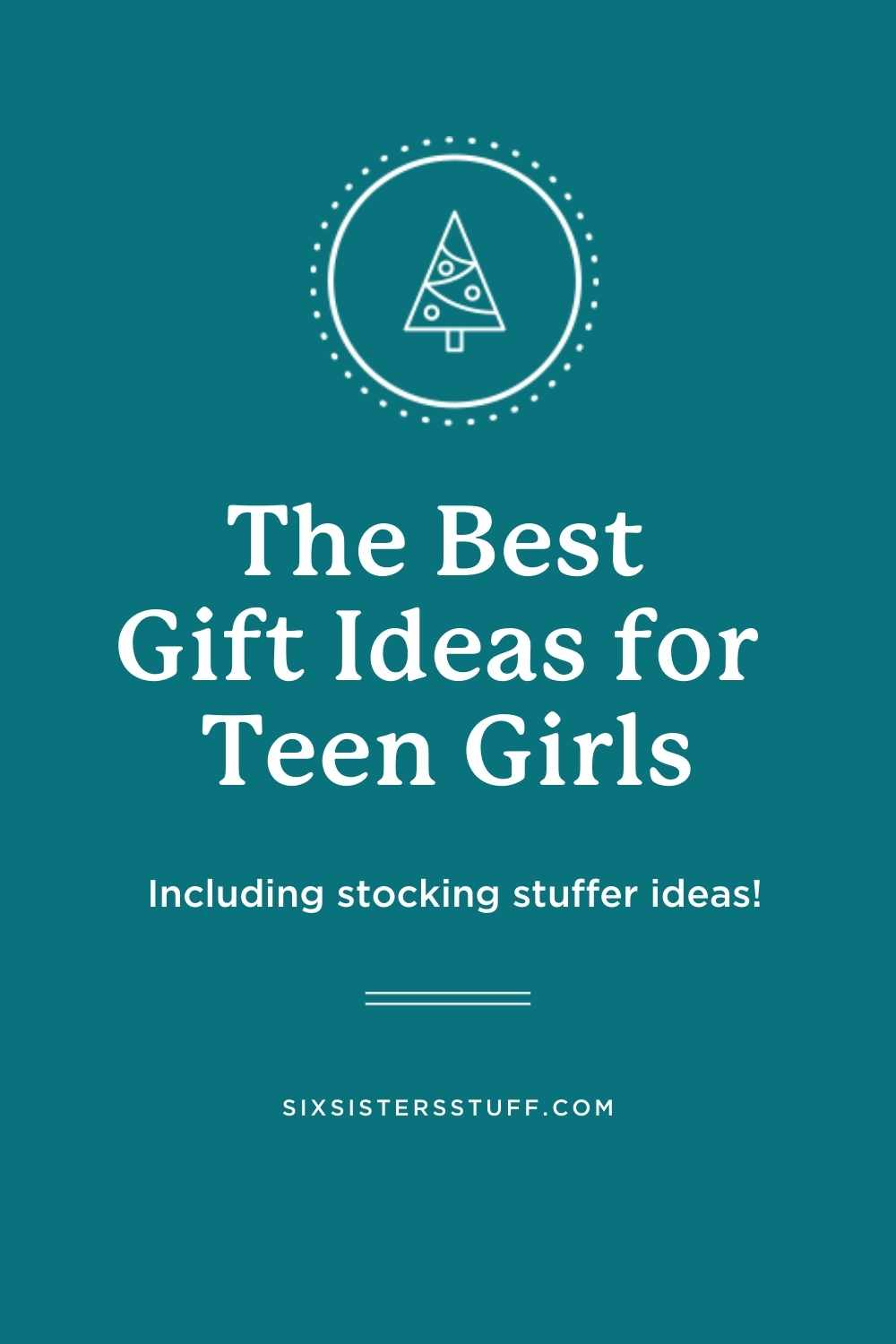 The Best Gifts for Teen Girls (Plus Stocking Stuffers)