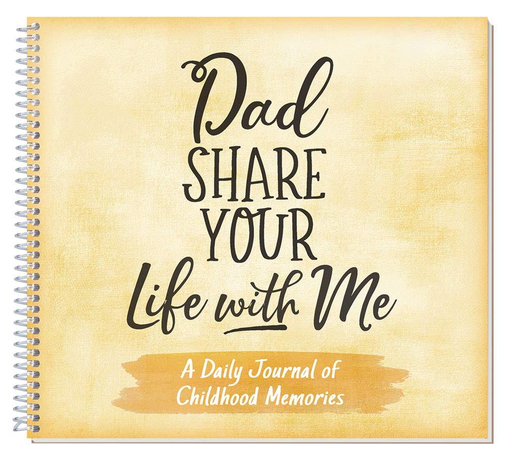Memories book for dad as a gift idea