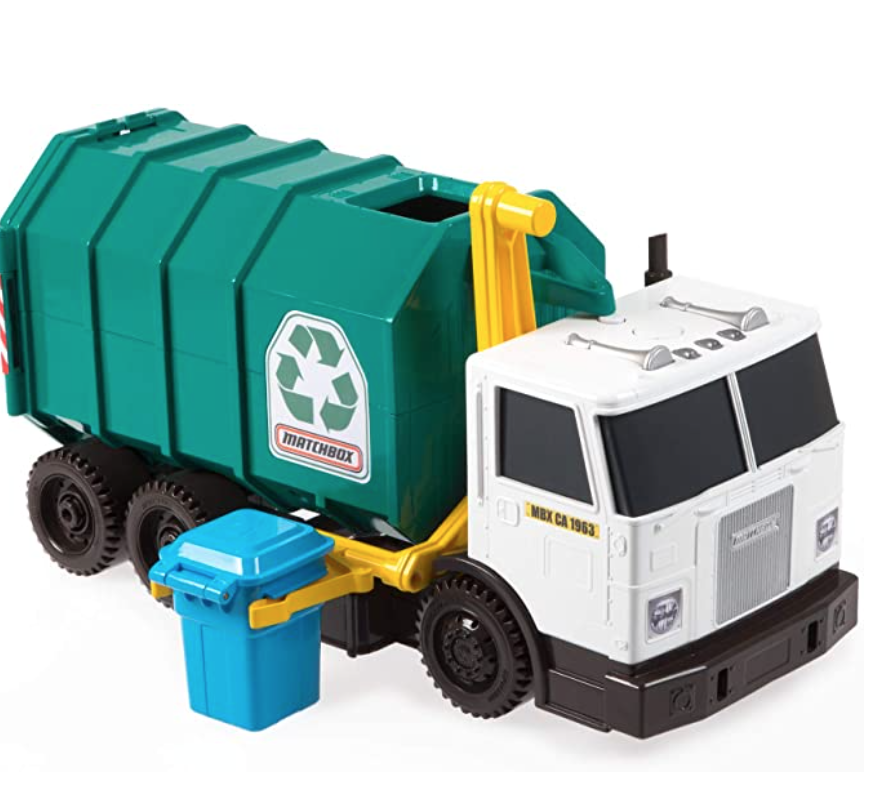 Dump Truck Toy for Toddlers
